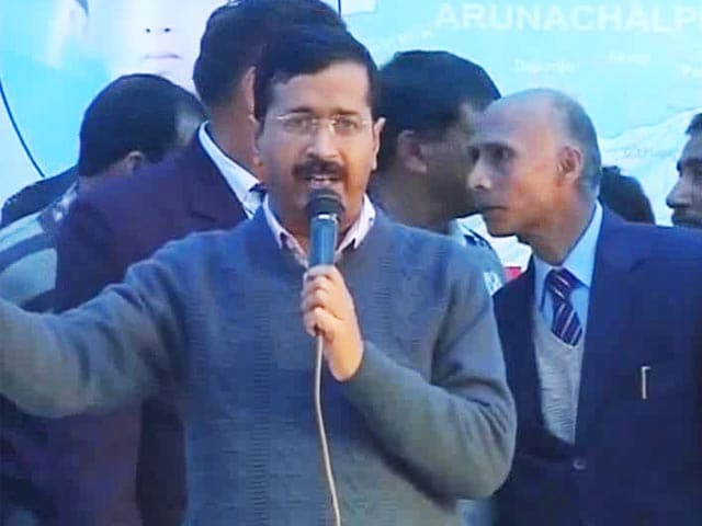Video : Nido Taniam's death: the guilty must be hanged, states Arvind Kejriwal