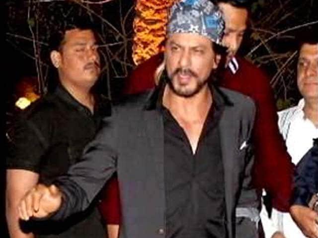 Video : SRK: The 'rest'less Khan