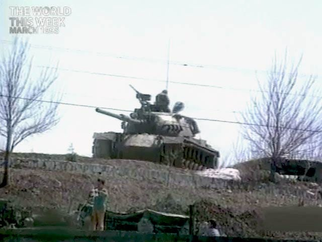 Video : The World This Week: Turkey invades Iraq (Aired: March 1995)