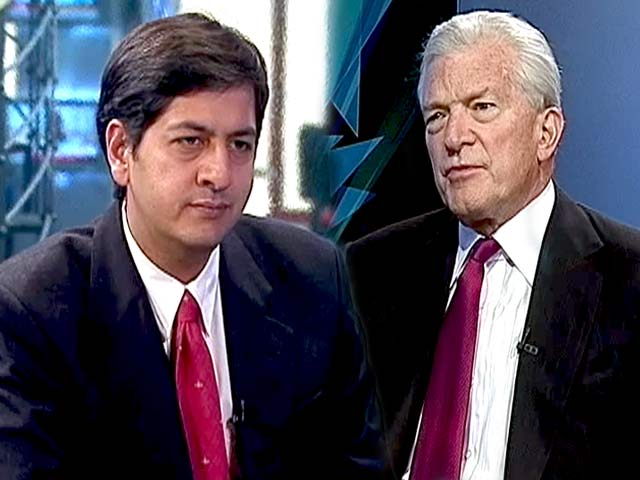 Video : India-US economic relations to get better: David Mulford (Aired: January 2005)