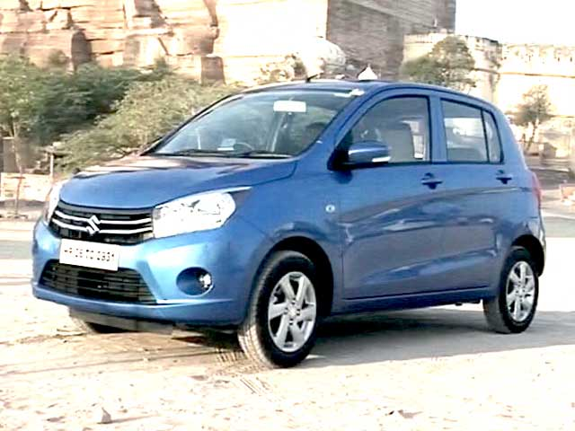 Video : मारुति की छोटी ऑटो-गियर कार 'सेलेरियो' लॉन्च