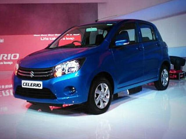 Video : Auto Expo 2014: Maruti Celerio launched