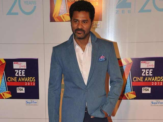 Prabhu Deva's name-ly woes
