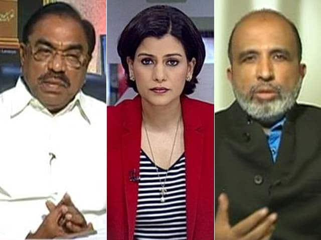 Video : Congress makes mess of Telangana