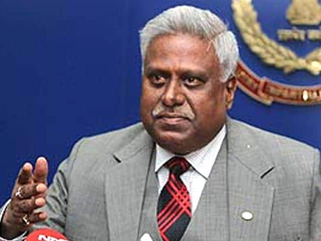 Video : UPA would have been happy if CBI had charged Amit Shah in Ishrat case: Ranjit Sinha