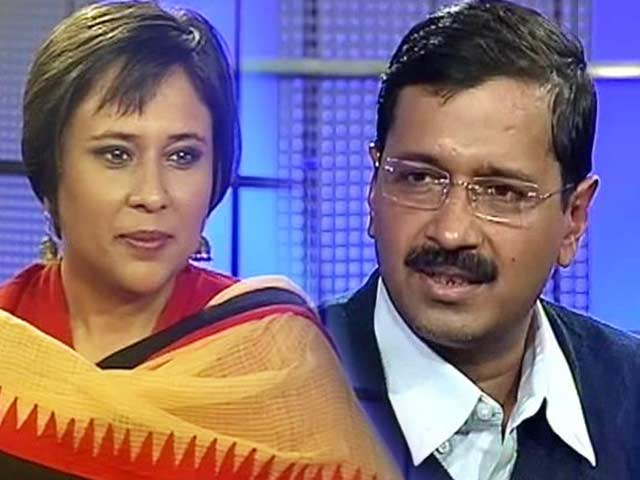 Video : I will quit if Jan Lokpal is not passed: Arvind Kejriwal to NDTV