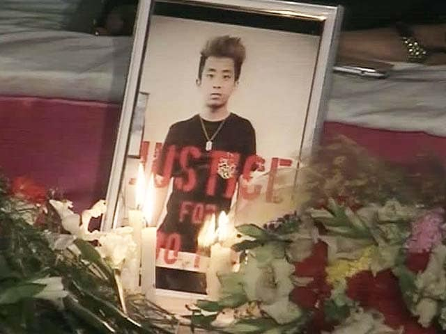 Video : Daylight attack with iron rods killed college student Nido Tania