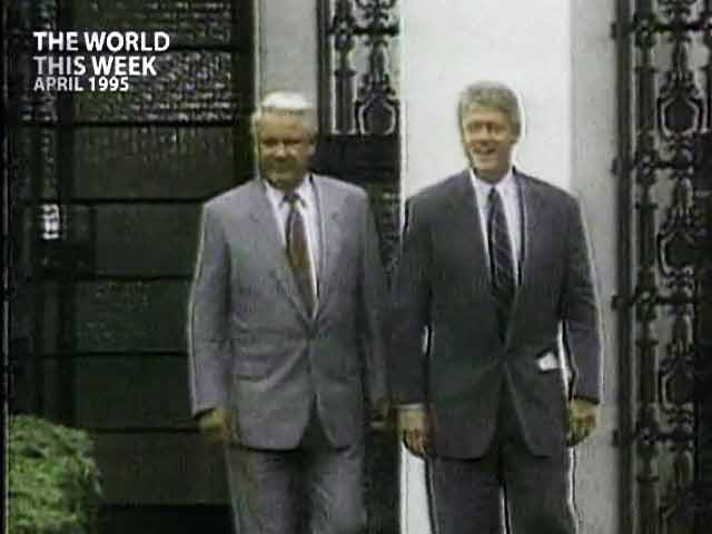 Video : The World This Week: US wants Russia to scrap nuclear deal with Iran (Aired: April 1995)