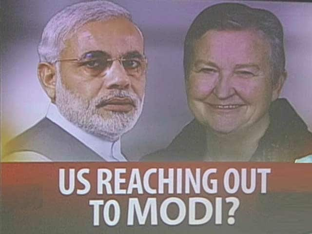 Video : US Ambassador to meet Narendra Modi on Thursday, ending isolation