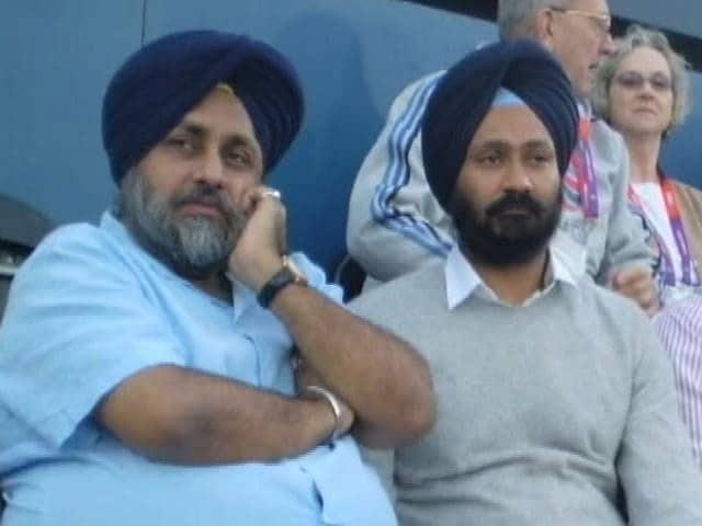 Video : Sukhbir Badal splurged public money to watch London Olympics in 2012, RTI reply reveals