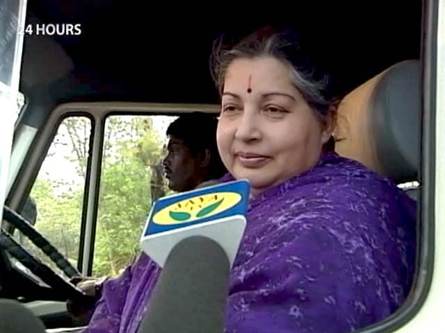 Video : 24 Hours with J Jayalalithaa (Aired: 2001)