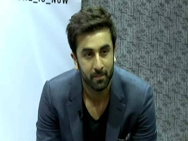Video : Hangout with Ranbir Kapoor