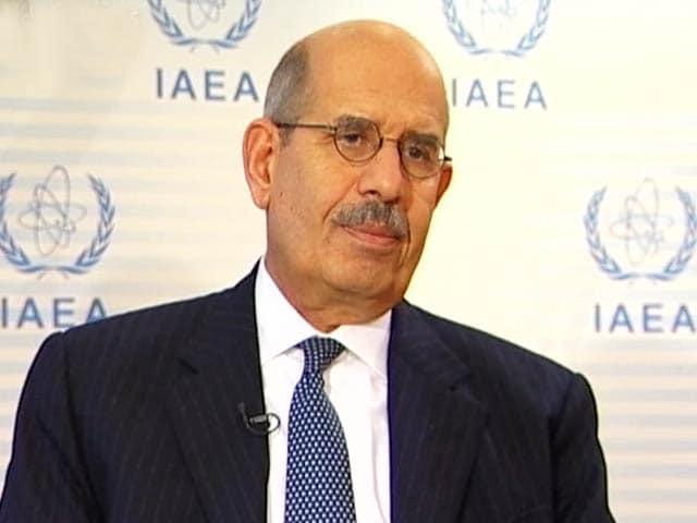 Video : Talking Heads with Dr El Baradei (Aired: December 2005)