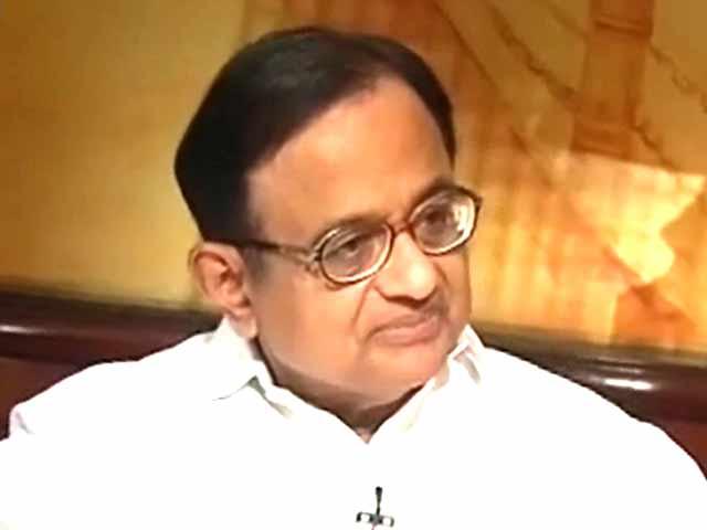 Video : Those opposing gas price hike don't know economics 101: Chidambaram