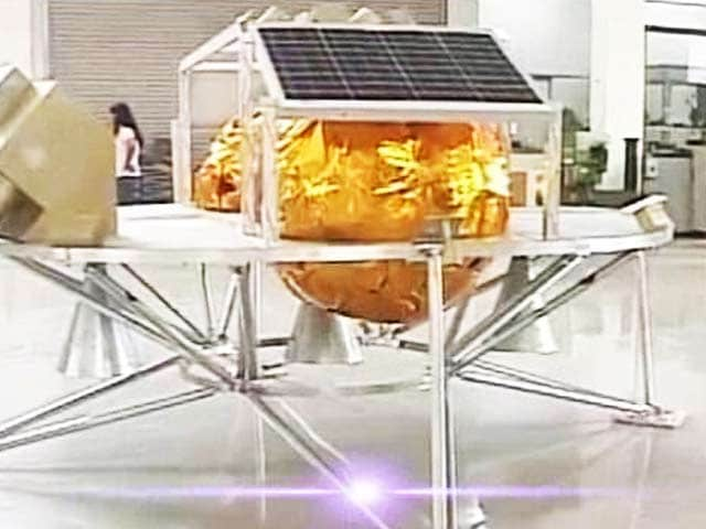 Video : Indian team among top three worldwide in race to moon
