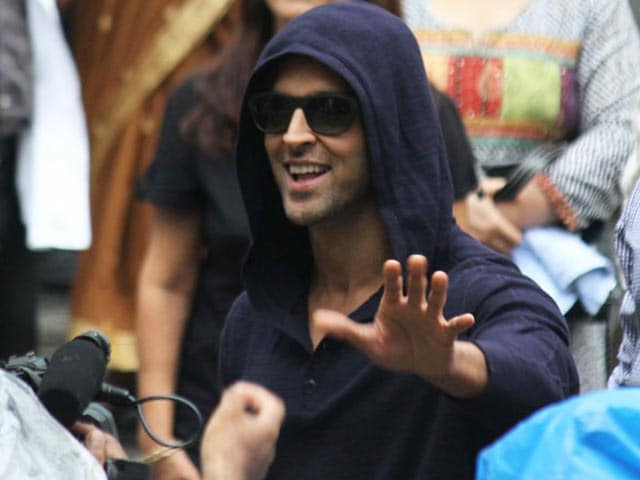 Video : Hrithik Roshan to perform his own stunts in <i>Bang Bang</i>