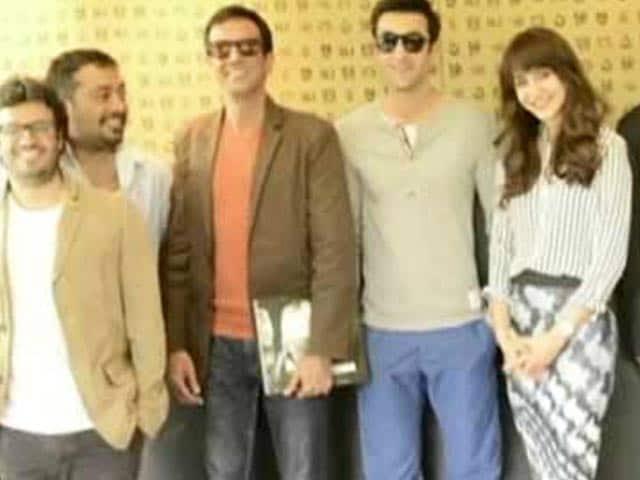 Video : Behind the scenes of <i>Bombay Velvet</i>