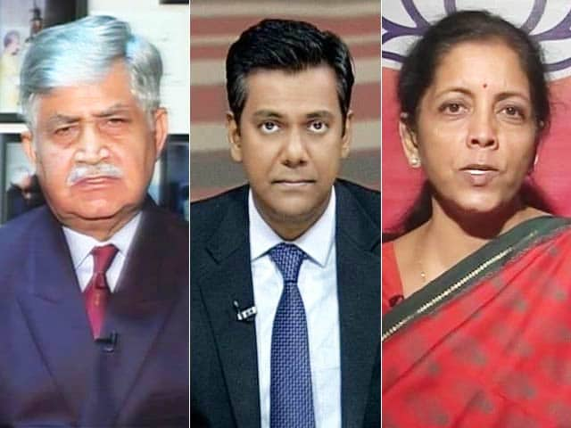 Video : Row over troop movement:  government had reason to be spooked?