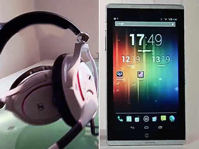 Video : Gadget Guru This Week: HP Slates, Sennheiser headset, MWC and more