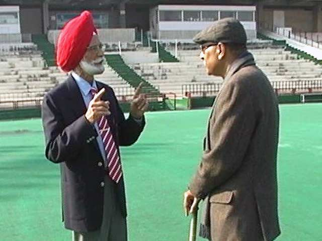 Video : Walk the Talk with hockey legend Balbir Singh Senior (Part 1)