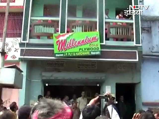 Videos : लालू की पार्टी के विधायक का घर कुर्क