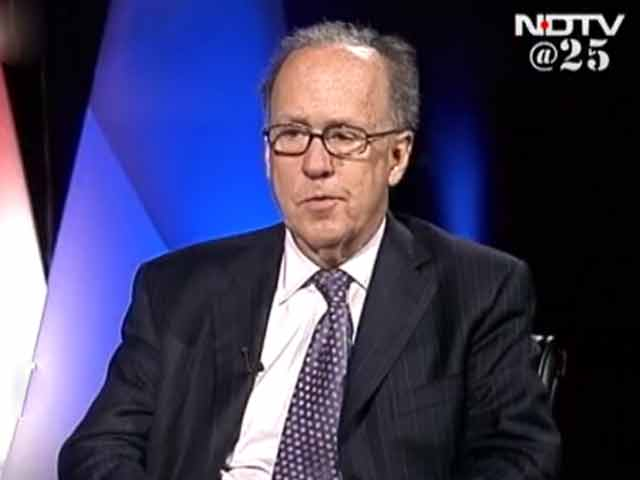 Video : Big Fish: Stephen Roach of Morgan Stanley (Aired: November 2007)