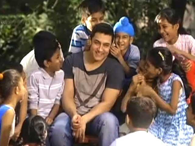 Video : Aamir's <i>sachcha pyaar</i>: <i>Satyamev Jayate</i>, season two