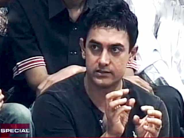 Video : Aamir Khan's tryst with Narmada (Aired: May 2007)