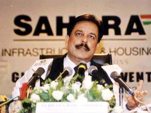 Video : Supreme Court issues arrest warrant against Sahara chief Subrata Roy