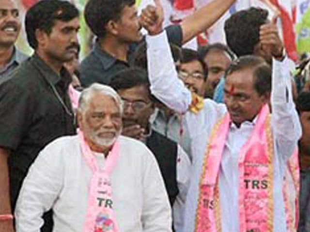 Video : Not obliged to merge or even have pre-poll alliance with Congress: TRS