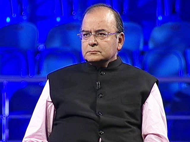 Video : I am for decriminalising gay sex: Arun Jaitley to NDTV
