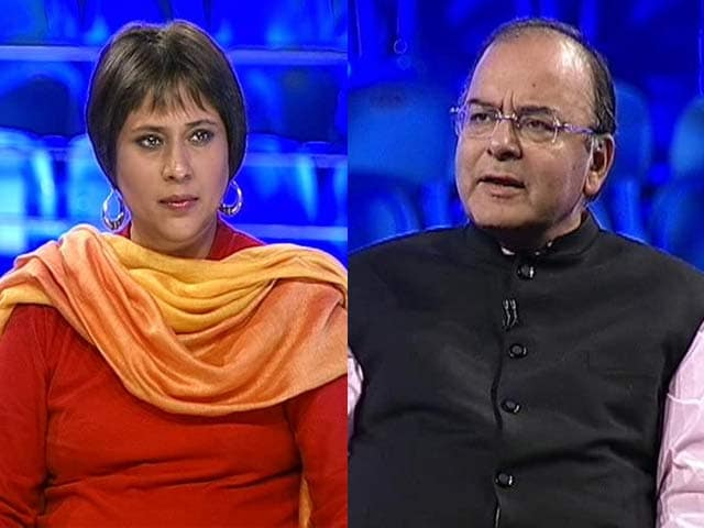 Video : Political Roots with Arun Jaitley