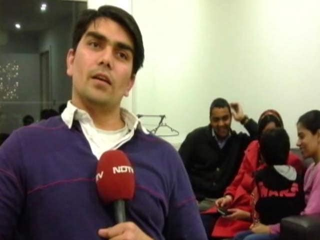Video : This London-based techie donates Rs. 2014 to AAP everyday