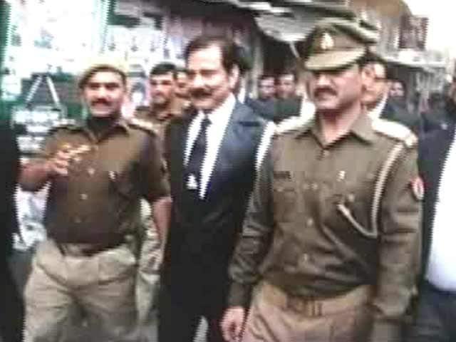 Videos : सहारा प्रमुख सुब्रत राय गिरफ्तार
