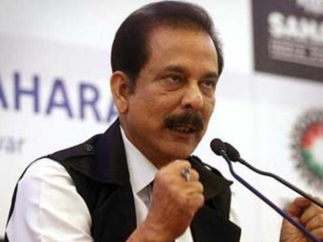 Video : Sahara chief Subrata Roy arrested, son says as law abiding citizen he surrendered