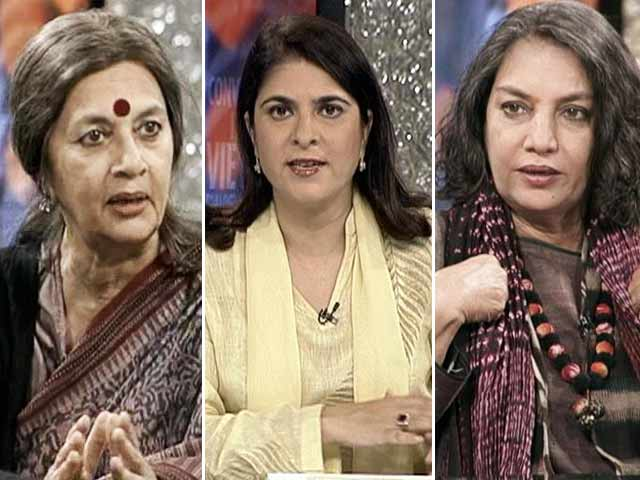 Video : The NDTV Dialogues: The women's agenda