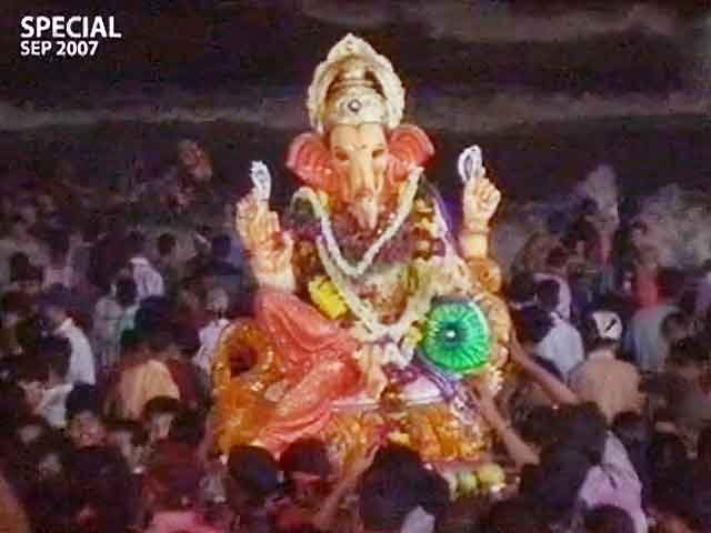 Video : Ganesha and other stories (Aired: September 2007)
