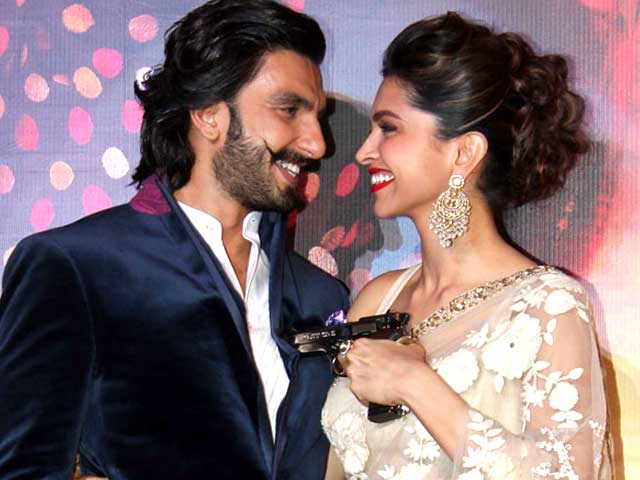 Ranveer-Deepika, very much a couple?