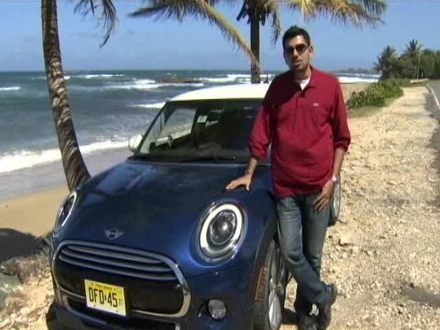 Video : The sun, sand & the new Mini