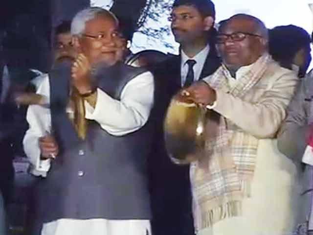 Videos : बिहार को विशेष दर्जे के लिए जेडीयू ने पीटी थाली