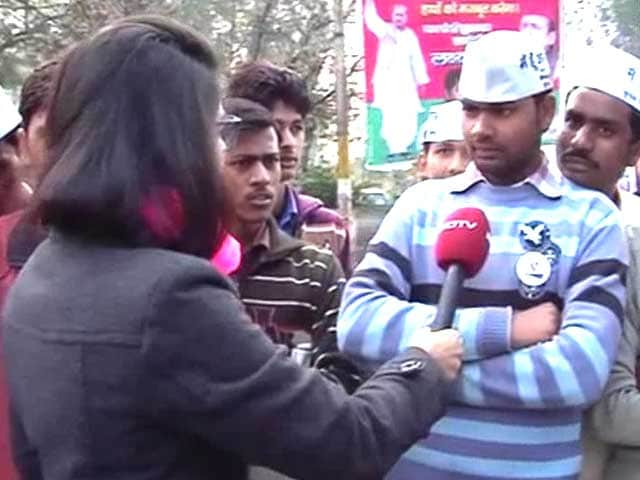 Video : Day 2 of Arvind Kejriwal's roadshow