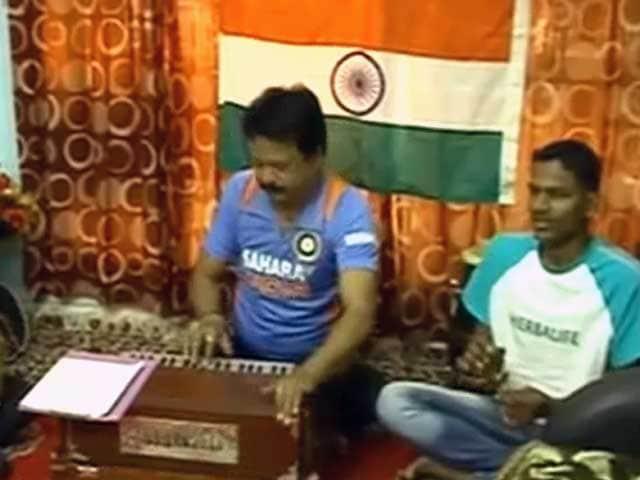 Videos : भारत-पाक मैच : कप्तान विराट के लिए खास गाना