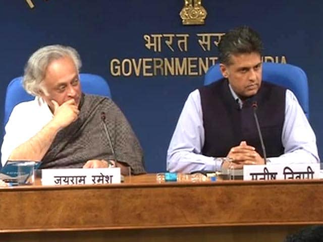 Video : Cabinet rejects ordinance route for Rahul's pet bills, clears Jat quota