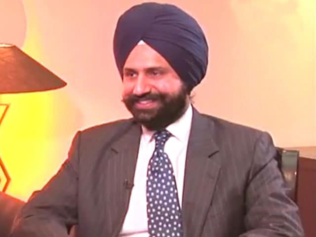 Video : Big Fish: GE India chief Tejpreet Singh Chopra (Aired: November 2007)