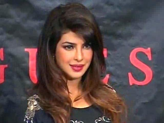 Video : Priyanka and the side effects of being a superstar