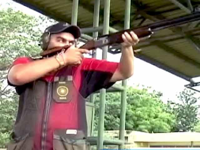 Videos : ओलिंपिक शूटर्स ने शुरू किया अनूठा टूर्नामेंट, इनाम 35 लाख