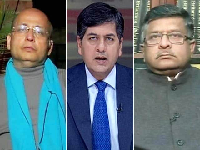 Video : Parties weigh in on shameful clashes