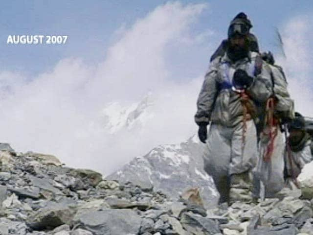 Video : NDTV Special: The Siachen Saviours (Aired: August 2007)