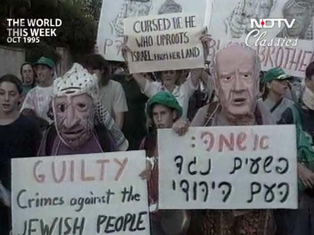 Video : The World This Week: Libya expels Palestinians (Aired: October 1995)