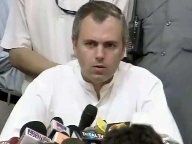 Video : Sedition charges for students who cheered Pak unacceptably harsh: Omar